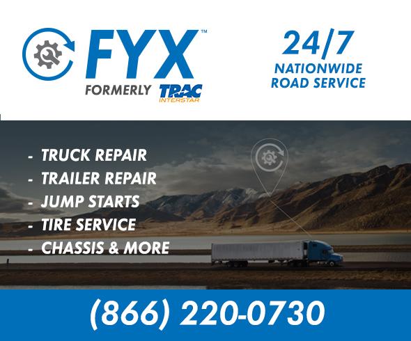 FYX (Formerly TRAC Interstar)